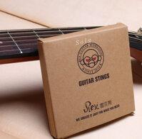 Dây đàn guitar acoustic Rex R406