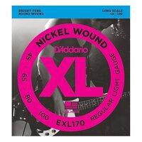 Dây Đàn Guitar Bass DAddario EXL170
