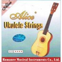 Dây đàn Ukulele Alice AU02