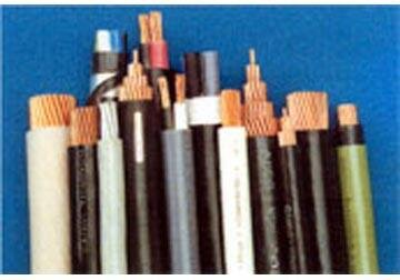 Dây điện lực ruột đồng, cách điện CV-6, 1040108