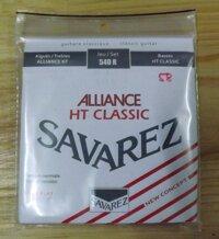 Dây Guitar Classic SAVAREZ 540R