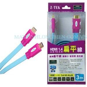 Dây kết nối HDMI 2m Z-tek