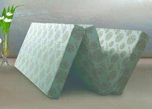 Đệm bông ép Everon 120 x 190 x 5 cm