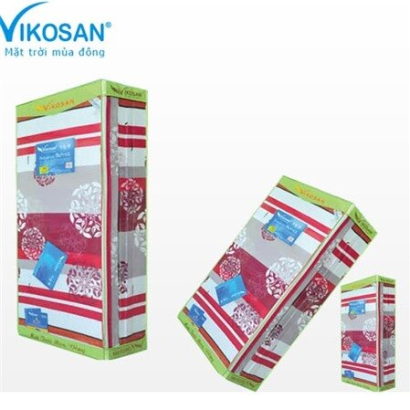 Đệm bông ép Vikosan 150 x 190 x 9 cm
