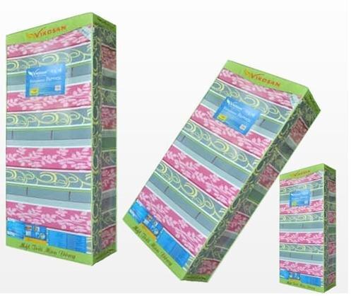 Đệm bông ép Vikosan 150 x 190 x 18 cm