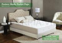 Đệm lò xo túi Everon Posture Medic Pocket Pops