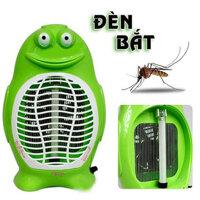 Đèn bắt muỗi hình thú ngộ nghĩnh
