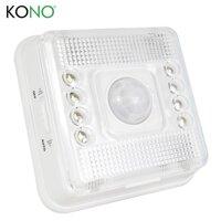 Đèn cảm ứng hồng ngoại Kono KN-L0803