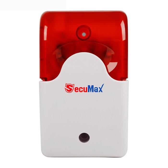Đèn còi báo động SecuMax SM-P09
