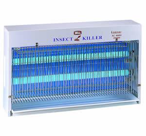 Đèn diệt côn trùng Well WE-200-2 - lưới điện