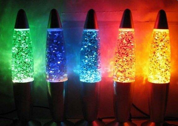 Đèn đối lưu Glittter