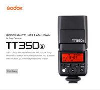 Đèn flash Godox TT350S cho Sony
