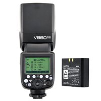 Đèn flash Godox V860ii for Sony