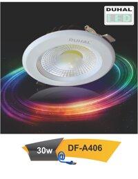 Đèn led âm trần Duhal DF-A406