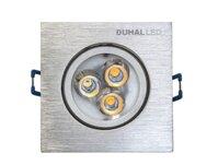 Đèn led âm trần Duhal SDFC201