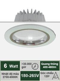 Đèn Led âm trần VinaLED DL-L06S