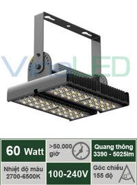Đèn Led đa năng VinaLED TN-A60H - 60W