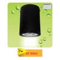 Đèn led downlight gắn nổi Duhal DF-B802