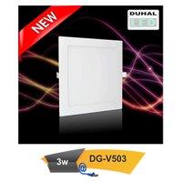 Đèn led panel Duhal DG-V503