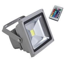 Đèn led pha đổi màu có điều khiển LPDM20 20W
