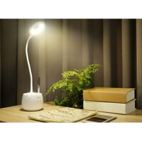 Đèn LED sạc để bàn kiêm đèn ngủ cảm ứng TGX-772 (TGX772)