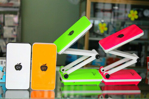 Đèn Led Sạc Pin Hình Apple 21 bóng