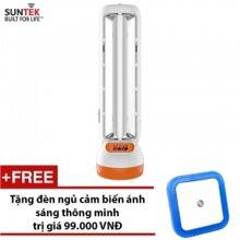 Đèn Led tích điện đa năng 2 trong 1 Suntek KM-7722
