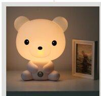 Đèn ngủ gấu con MD20116