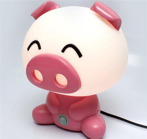 Đèn ngủ hình con lợn