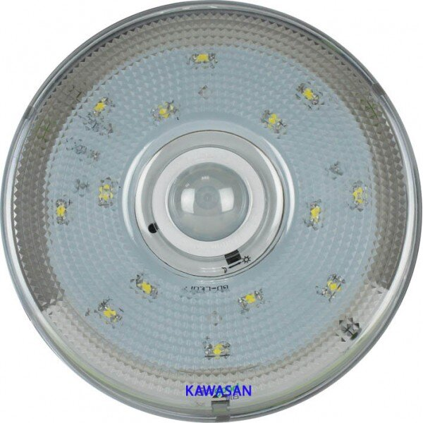 Đèn ốp trần cảm ứng LED Kawa 220 (7W)
