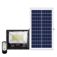 Đèn pha năng lượng mặt trời JinDian JD-8200L