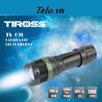Đèn pin cao cấp Tiross TS-691
