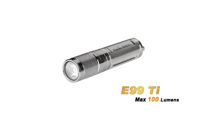 Đèn pin E99 Ti
