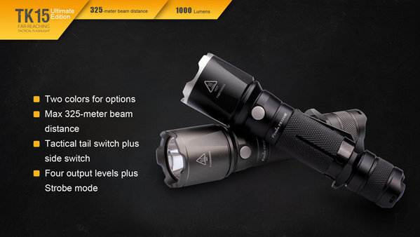Đèn pin Fenix TK15