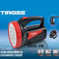 Đèn pin sạc điện 2 chức năng Tiross TS689