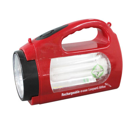 Đèn pin sạc Kentom KT 5300