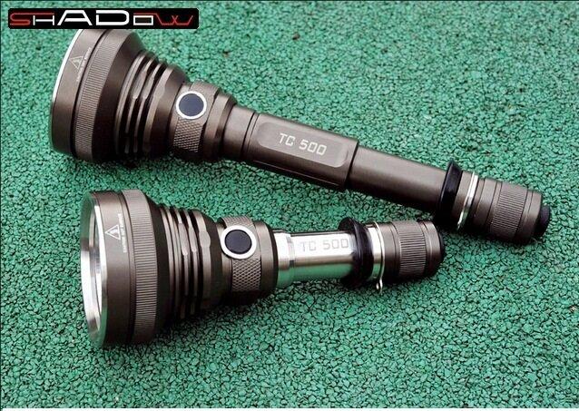 Đèn pin Shadow TC500