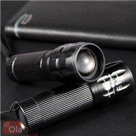 Đèn pin siêu sáng mini Zoom 3W