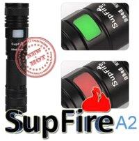 Đèn pin siêu sáng Supfire A2