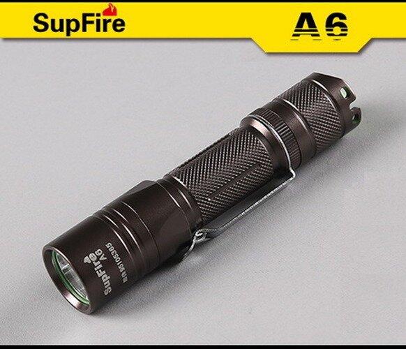 Đèn pin Supfire A6