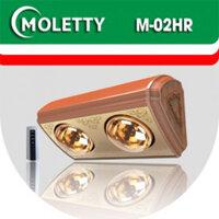 Đèn sưởi Moletty M-02HR (M-2HR)