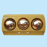 Đèn sưởi nhà tắm 3 bóng KOCH-169 (KOCH169)