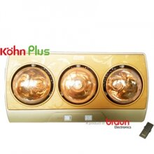 Đèn sưởi nhà tắm Braun Kohn KP03GR