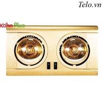 Đèn sưởi nhà tắm Braun Konh Plus KF02G