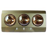 Đèn sưởi nhà tắm Daichipro DCP-3B - 3 bóng