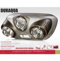 Đèn sưởi nhà tắm Duraqua D3B - 3 bóng
