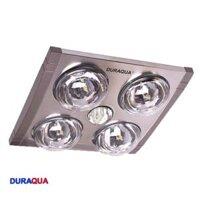 Đèn sưởi nhà tắm Duraqua DQ4RC