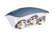Đèn sưởi nhà tắm Hans H3B110 (H3B-110) - 3 bóng