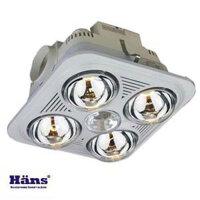 Đèn sưởi nhà tắm Hans H4B610