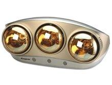 Đèn sưởi nhà tắm Kangaroo KG250 (KG-250) - 3 bóng
